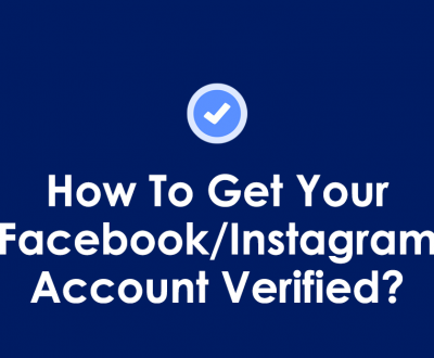 How to your Facebook Instagram Verified?